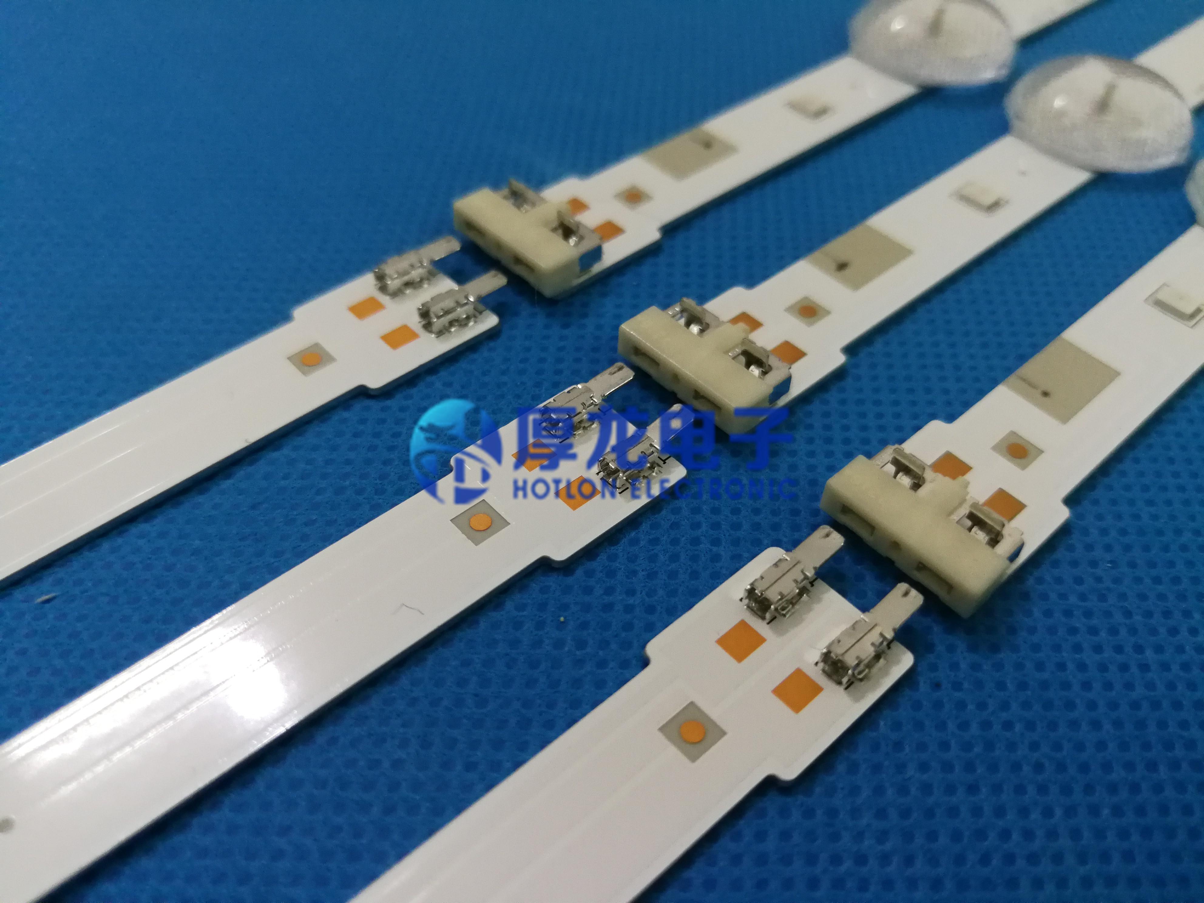 Full Set of Samsung BN96-37296A BN96-37297A Backlights//LED Strips for UN48J5200AFXZA ED02